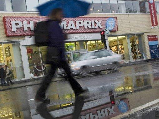La chaîne de pharmacies Shoppers Drug Mart, implantée au... (Archives La Presse)