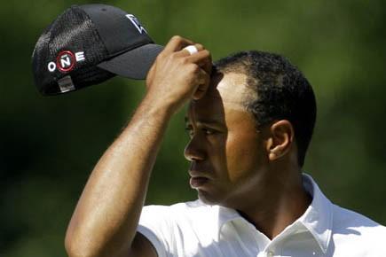 Tiger Woods.... (Photo AP)