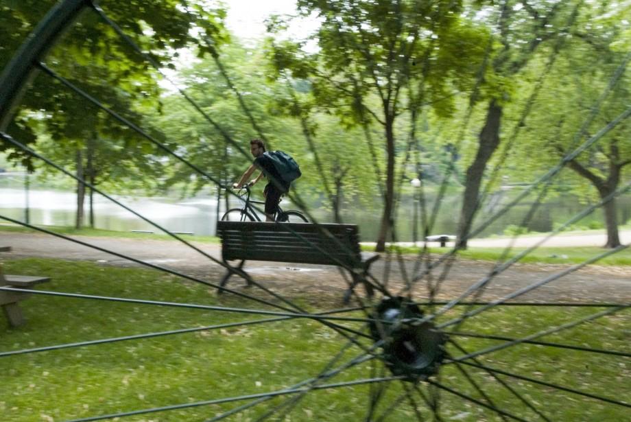 Les citoyens des abords du parc Lafontaine (photo)... (PHOTO: IVANOH DEMERS, ARCHIVES LA PRESSE)