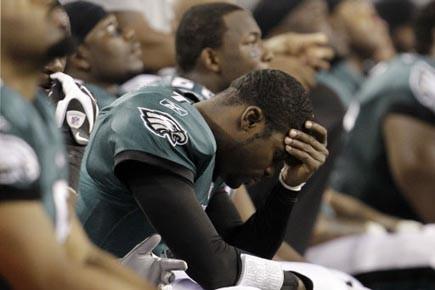 Les Eagles pourraient libérer Michael Vick peu importe... (Photo: David J. Phillip, AP)