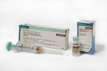 En 2006, Santé Canada a approuvé le vaccin... (Photo AFP)