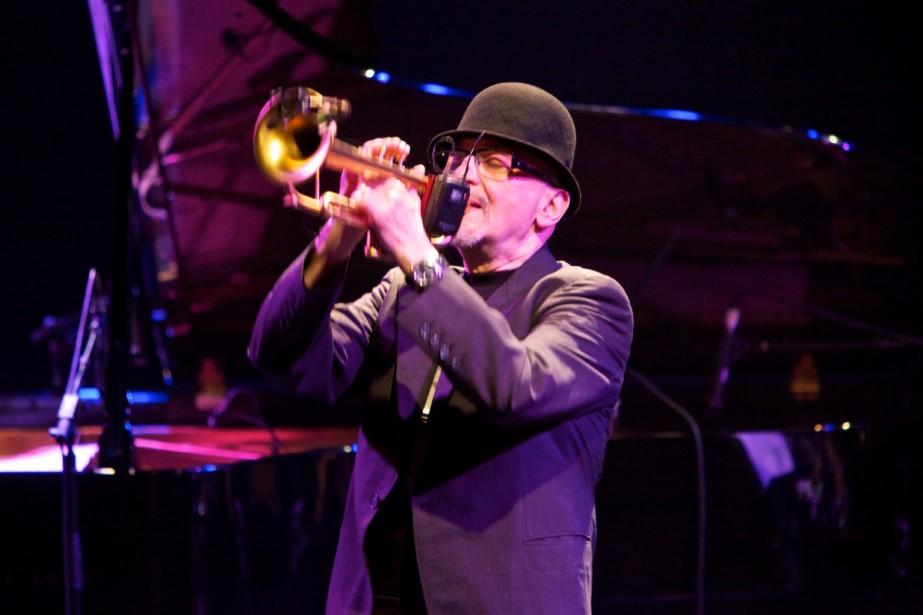 Le trompettiste polonais Tomasz Stanko vit à Varsovie,... (Photo: Jean-François Leblanc, fournie par le FIJM)