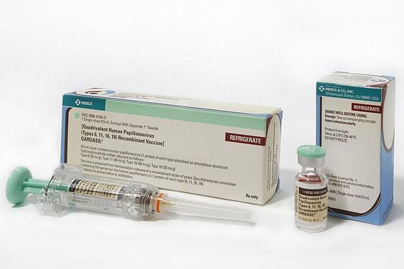 En 2006, Santé Canada a approuvé le vaccin... (Photo: Afp)