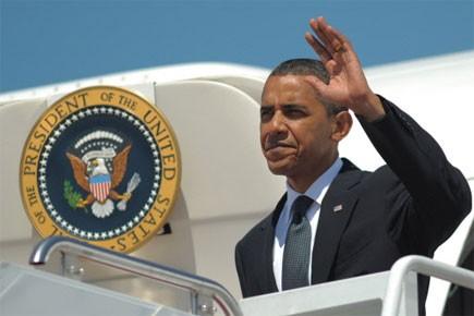 Le président américain s'est entretenu avec le général... (Photo: AFP)