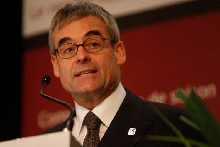 Le président du Canadien de Montréal, Pierre Boivin.... (Photo: Martin Chamberland, La Presse)