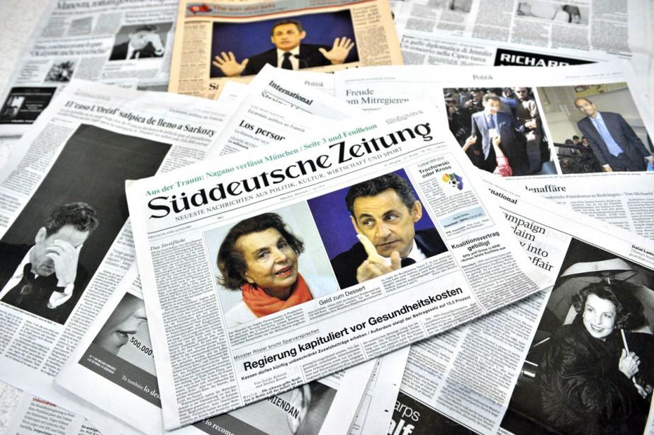 Les dernières révélations embarrassantes pour Nicolas Sarkozy font... (Photo: AFP)