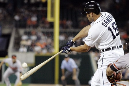Johnny Damon... (Photo: AP)