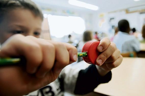 Selon le Conseil supérieur de l'éducation, les écoles... (Photothèque Le Soleil, Erick Labbé)