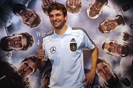 Thomas Müller... (Photo: AFP)