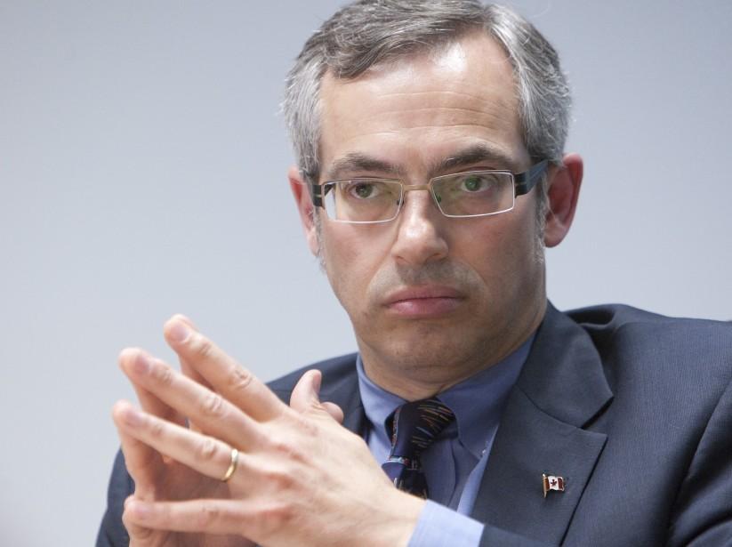 Le ministre de l'Industrie et du Commerce, Tony... (PHOTO: IVANOH DEMERS, ARCHIVES LA PRESSE)