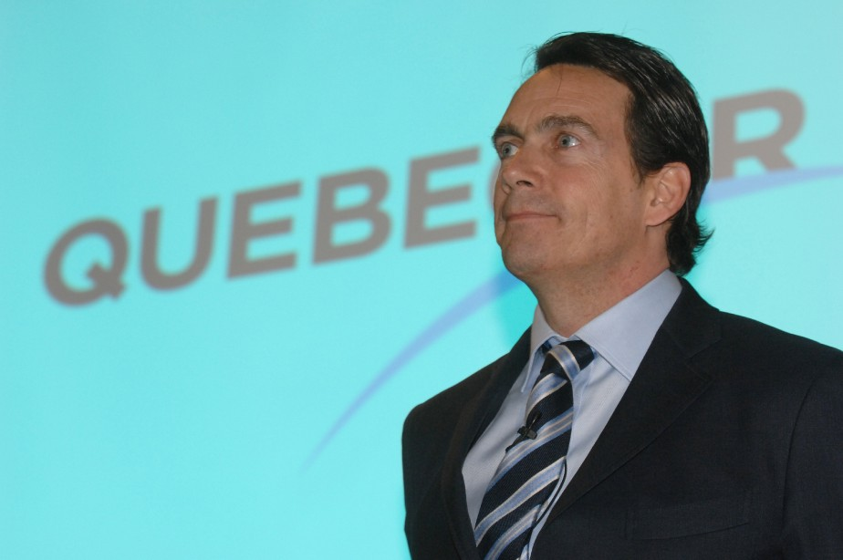 Pierre Karl Péladeau... (Photo: archives La Presse)