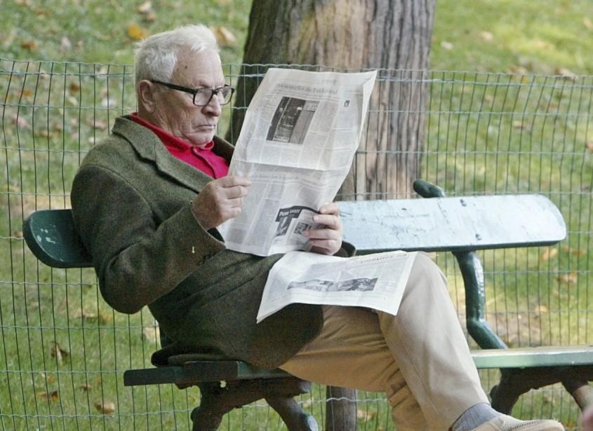 Vivre longtemps est intéressant dans la mesure où... (PHOTO: MICHEL EULER, ARCHIVES AP)