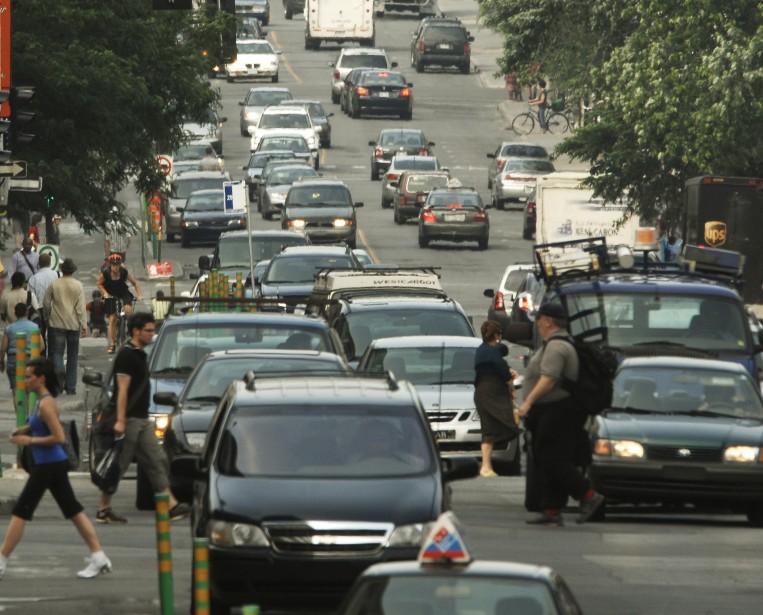 Le rôle d'une métropole est d'offrir à la... (PHOTO: MARTIN CHAMBERLAND, ARCHIVES LA PRESSE)