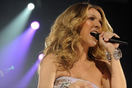 Céline Dion... (Photo: Archives, Le Soleil)