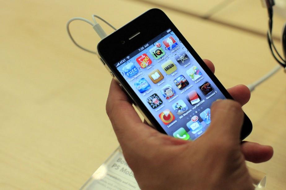Pour éviter les mauvaises surprises, Apple suggère d'utiliser... (Photo: Reuters)