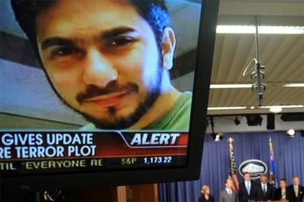 Faisal Shahzad a été formellement inculpé de terrorisme... (Photo: AFP)