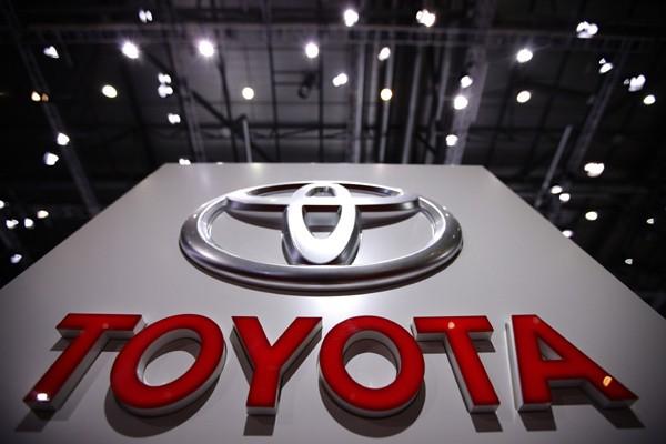Toyota a déclaré mercredi des profits nets de 2,2 milliards de... (Photo Reuters)