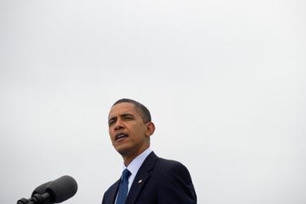 Le président américain Barrack Obama.... (Photo: Saul Loeb, AFP)