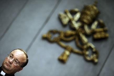 Le procureur pour les crimes sexuels du Vatican,... (Photo: AFP)