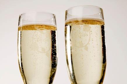 Pour conserver toutes les bulles du champagne, il... (Photothèque La Presse)