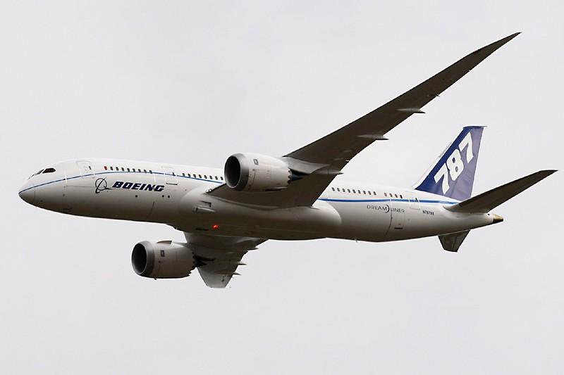 Un Boeing 737.... (Photo AFP)