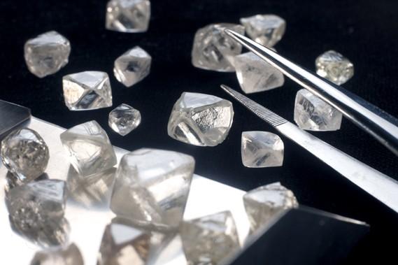 Les mines de Marange, considérées comme les plus... (Stornoway Diamond Mines)