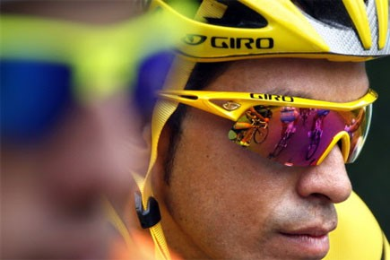 Alberto Contador se dirige lui aussi vers un... (Photo: Reuters)