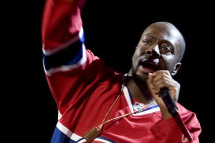 La star du hip-hop Wyclef Jean n'en serait... (Photo: Archives La Presse)