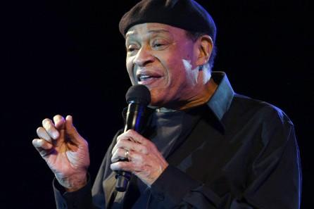 Le chanteur de jazz américain Al Jarreau... (Photo: AP)