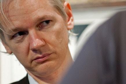 Le fondateur de Wikileaks, Julian Assange.... (Photo: AFP)