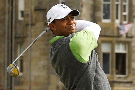 Tiger Woods... (Photo: Reuters)
