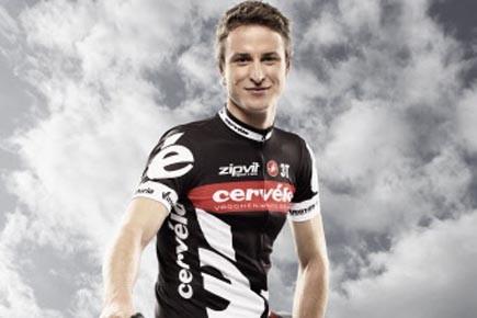 Le cycliste Dominique Rollin.... (Photo fournie par Cervélo)