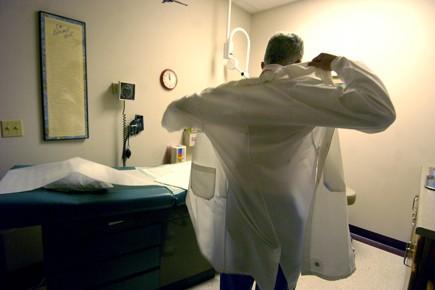 Deux millions de Québécois n'ayant pas de médecin... (Photo: AP)