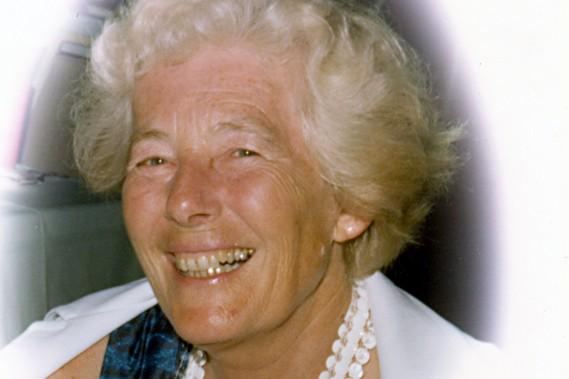 Pauline Roy-Rouillard, première femme architecte du Québec, est... (Photo fournie par la famille Robillard)