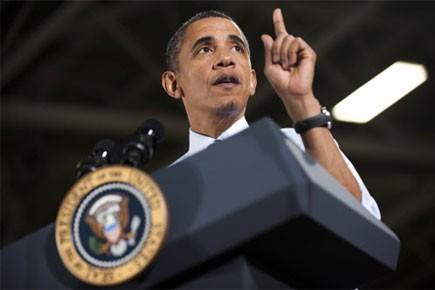 Le président américain est de plus en plus... (Photo: AFP)