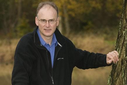Matt Ridley est un optimiste. «Je voulais donner... (Photo: John Watson)