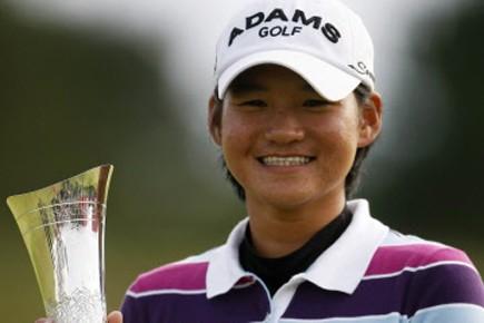 Yani Tseng... (Photo: AP)