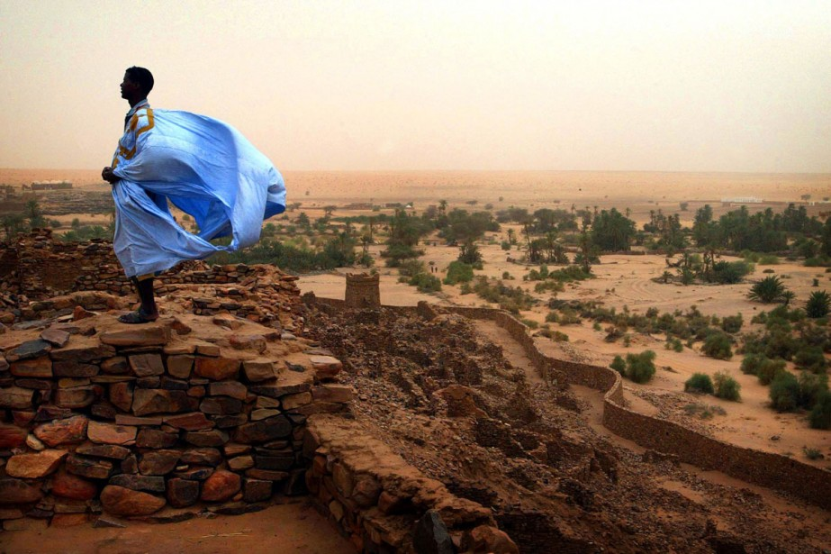 La capitale de la Mauritanie est menacée par... (Photo: archives Reuters)