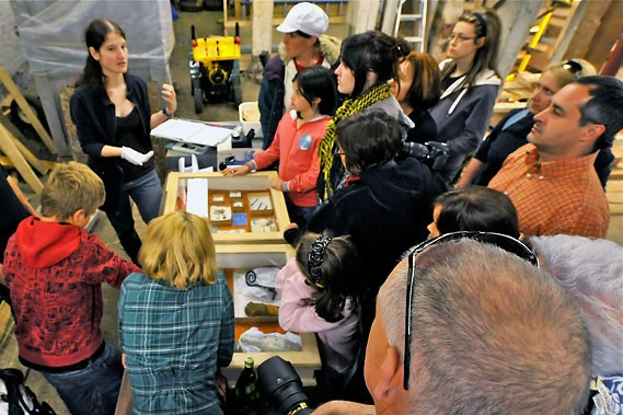 Pointe-à-Callière propose plusieurs activités dans le cadre du... (Photo: Marc-Antoine Zouéki, zouéki.com)