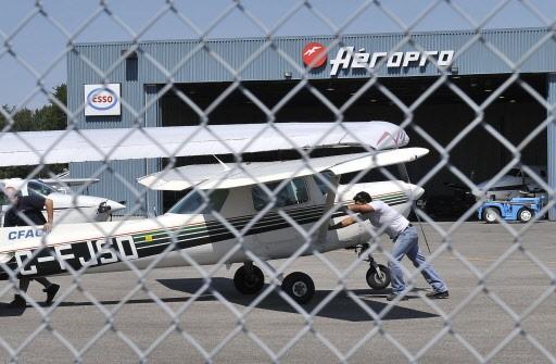Aéropro est victime de l'acharnement de... (Photo Focus1 / Steve Deschenes)