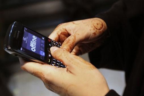 Le Blackberry PlayBook doit être distribué aux États-Unis... (Photo: Reuters)