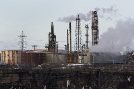Shell Canada a annoncé lundi qu'elle allait poursuivre... (Photo: Robert Skinner, La Presse)