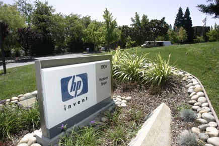 HP a précisé dans un communiqué que cet... (Photo: AFP)