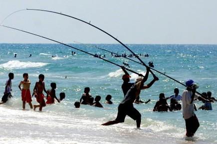 La surpêche est la seconde menace pour la... (Photo: AFP)
