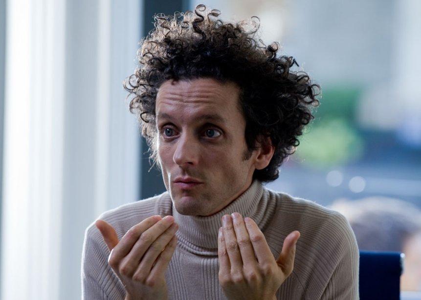 André Sauvé... (Photo Alliance Vivafilm)