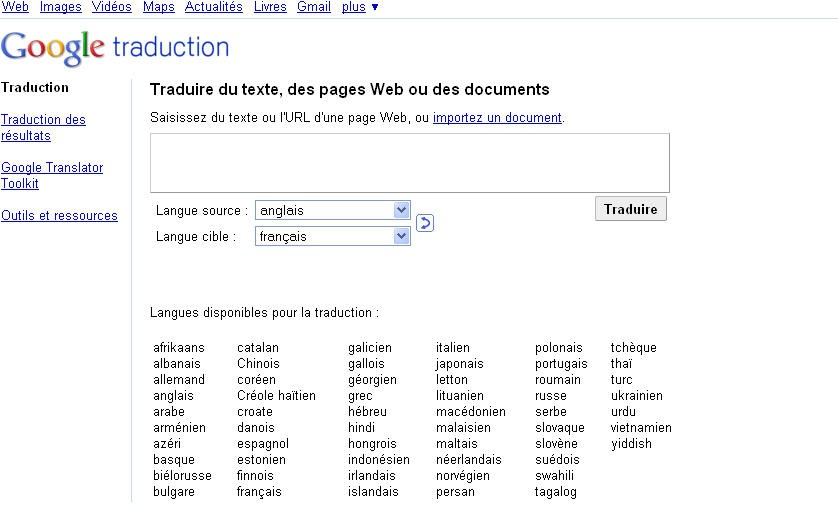 En Colombie-Britannique, la GRC mise sur Google Translate pour traduire ses...