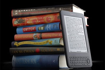 Un Kindle d'Amazon... (Photo: AP)