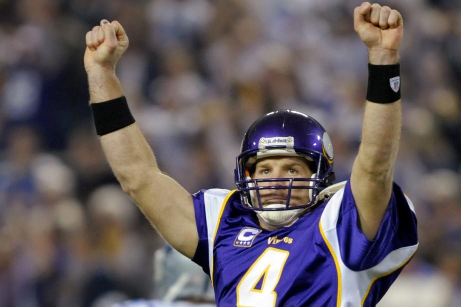 Brett Favre... (Photo: Reuters)
