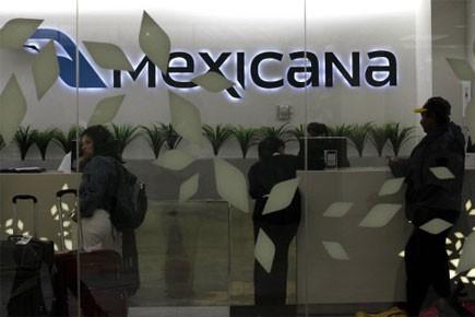 Mexicana affiche 786 millions de dollars de passif... (Photo: Reuters)