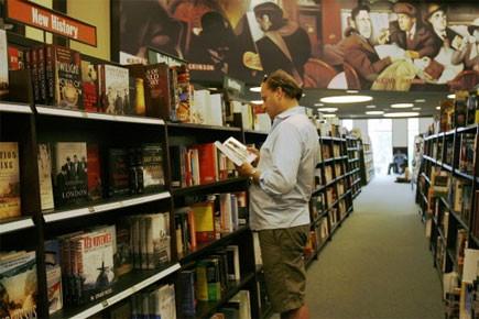 Comme bien d'autres librairies, Barnes & Noble a... (Photo: Reuters)